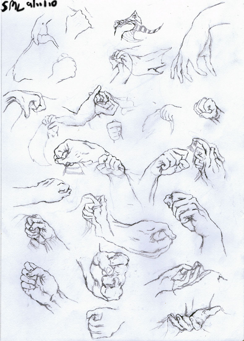 Sketch-of-Hands